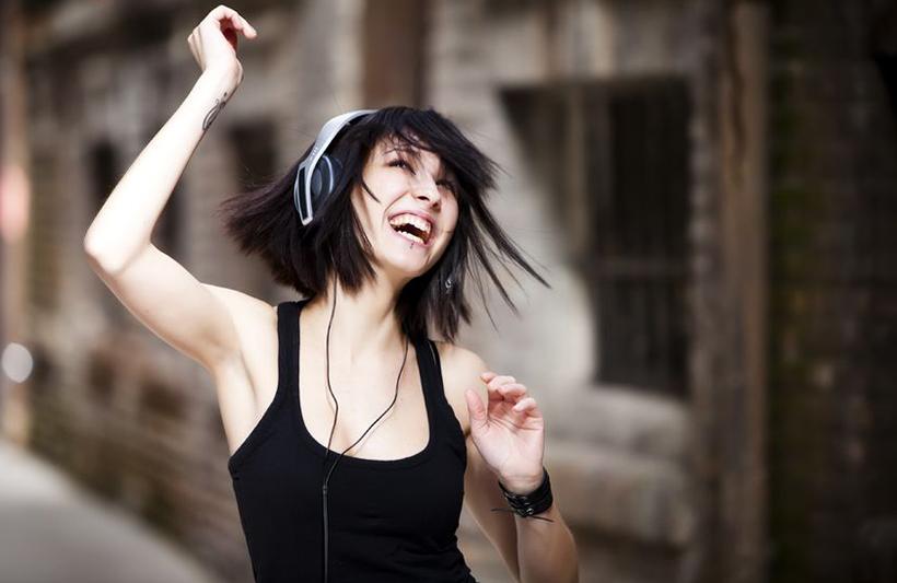 Warum hören nur wenige Frauen gerne Heavy Metal?