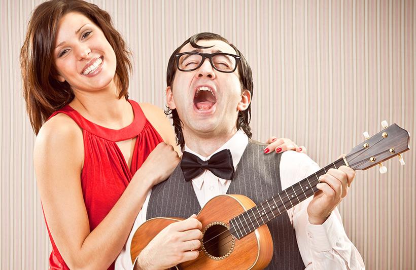 Sind Musiker für Frauen wirklich attraktiver?